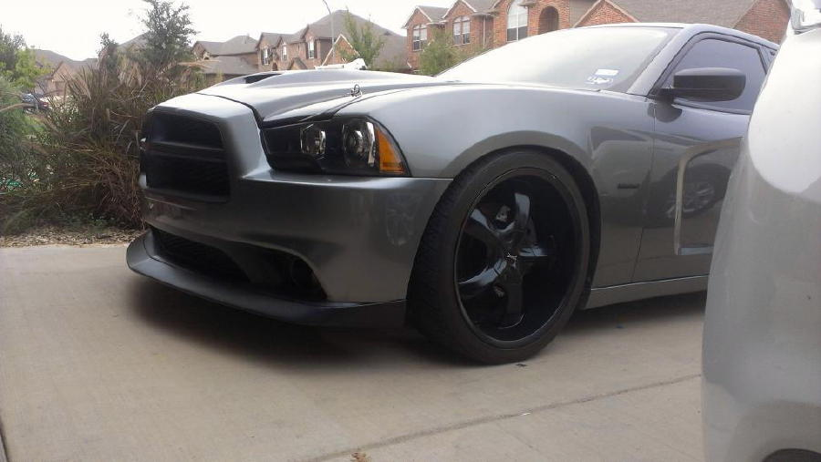 Dodge Charger 2011 Black