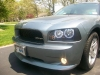 2007 Dodge Charger Danko 68 custom daytona srt Honeycomb Grille body kit billet grill spoiler 2