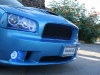 2006-2010 Dodge Charger Danko 68 custom daytona srt Honeycomb Grille body kit billet grill spoiler 5