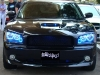 2007 Dodge Charger Danko 68 custom daytona srt Honeycomb Grille body kit billet grill spoiler 7