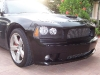 2009 Dodge Charger Danko 68 custom daytona srt Honeycomb Grille body kit billet grill spoiler 54