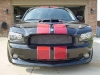 2006-2010 Dodge Charger Danko 68 custom daytona srt Honeycomb Grille body kit billet grill spoiler 55