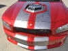 2006-2010 Dodge Charger Danko 68 custom daytona srt Honeycomb Grille body kit billet grill spoiler 56