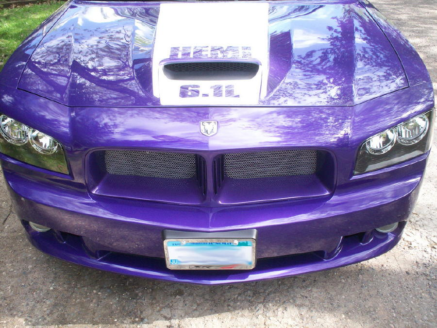 Dodge Charger Grille Custom