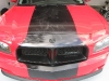 dodge Charger Grille custom body kit Danko 69 daytona srt Honeycomb billet grill spoiler 2