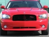 dodge Charger Grille custom body kit Danko 69 daytona srt Honeycomb billet grill spoiler 3