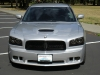 Dodge Charger Danko 69 custom daytona srt Honeycomb Grille body kit billet grill spoiler 5