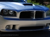 dodge Charger Grille custom body kit Danko 69 daytona srt Honeycomb billet grill spoiler 7