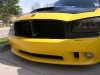 dodge Charger Grille custom body kit Danko 69 daytona srt Honeycomb billet grill spoiler 8