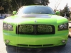dodge Charger Grill custom Charger body kit daytona srt Honeycomb billet grille 69 danko spoiler 15