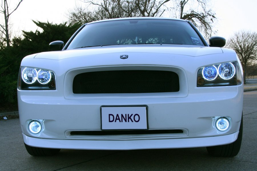 Dodge Charger Grilles Custom Danko Reproductions