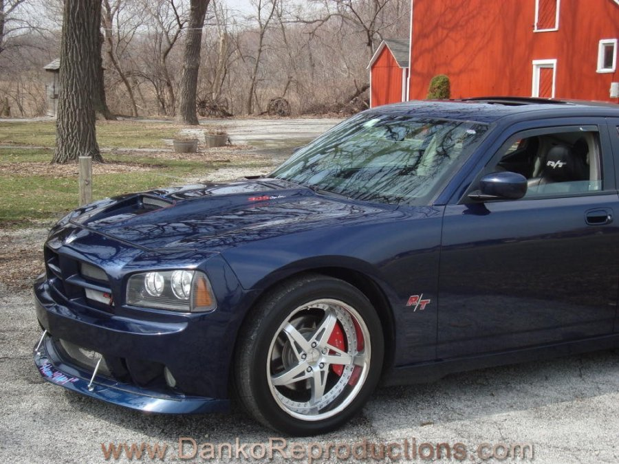 dodge charger front spoiler custom danko reproductions. Black Bedroom Furniture Sets. Home Design Ideas