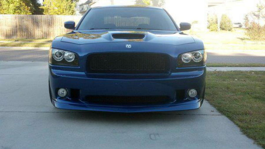 Dodge Charger Srt Front Spoiler Custom Lip Ground Effects Danko on 1985 Buick Lesabre Rear Bumper