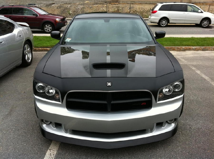 dodge charger srt8 superbee front spoiler gallery danko reproductions. Black Bedroom Furniture Sets. Home Design Ideas