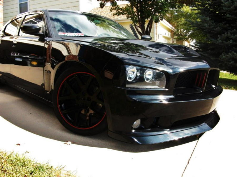 2010 dodge charger custom images