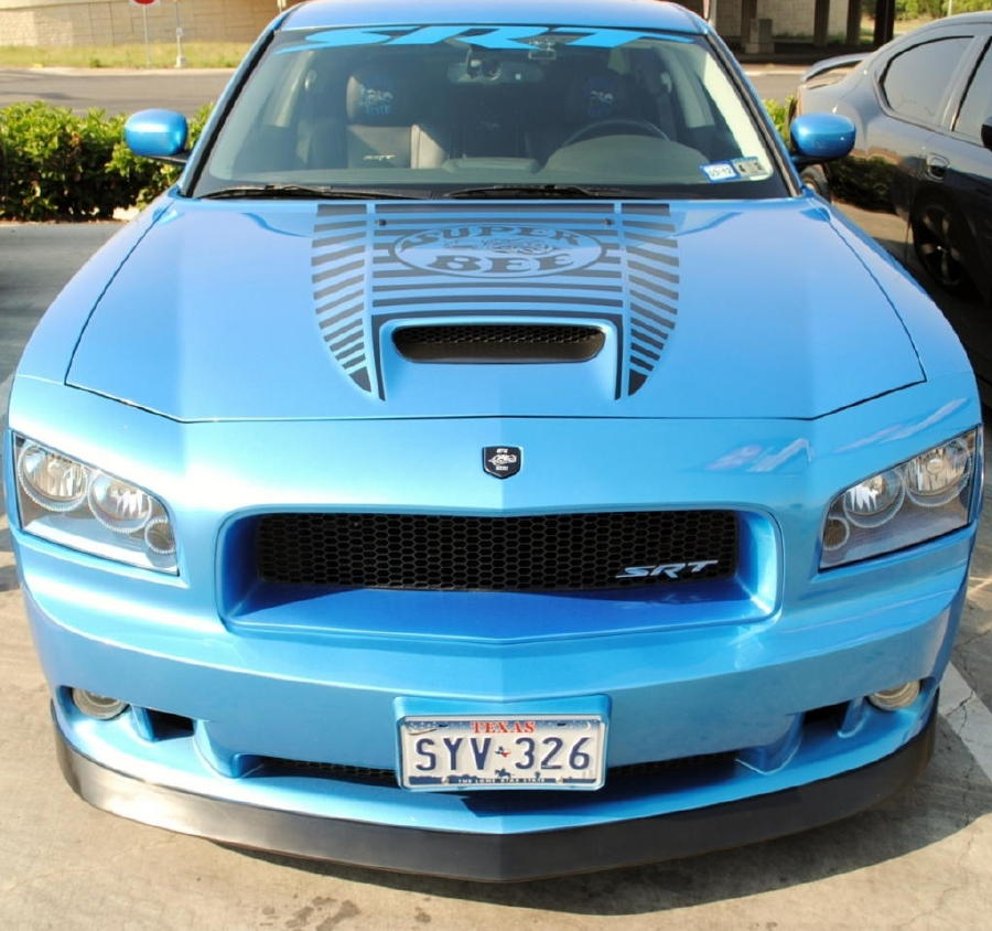 Dodge Charger Front Spoiler Custom Danko Reproductions