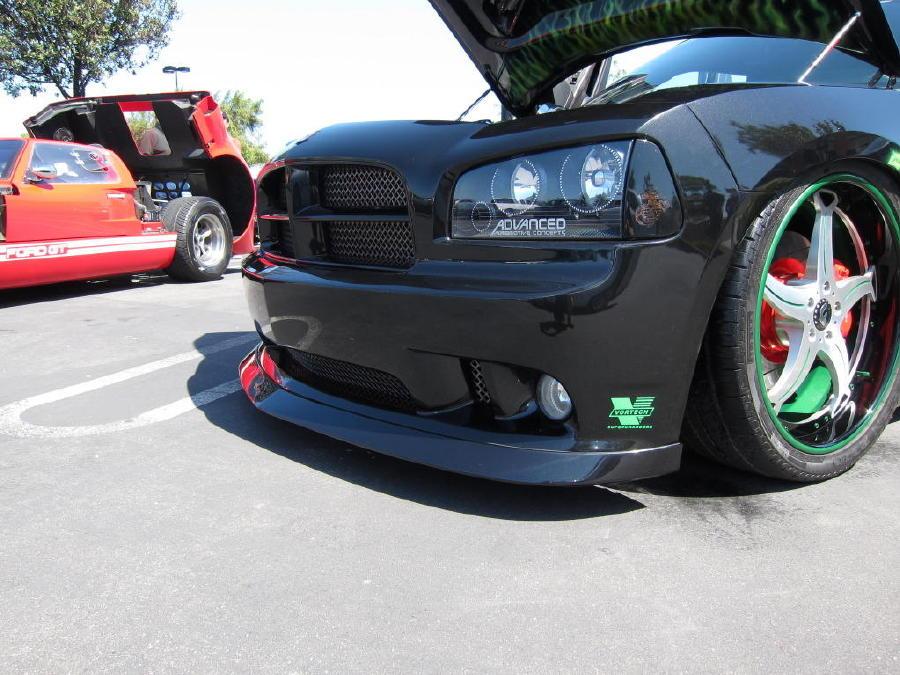Custom Dodge Charger SRT8 Spoilers