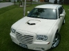 2005 chrysler 300 Shaker Hood System R/T RT Danko Custom SRT8 SRT Cold Ram Intake Air Scoop Filter Aftermarket Body Kit ground effects 1