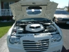 2006  chrysler 300 fiberglass hood Danko Custom SRT8 Fiberglass Shaker Hood Cold Air Intake Ram Scoop Filter System Aftermarket Body Kit 14