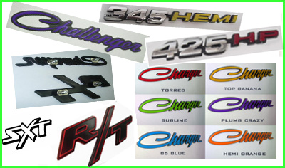 Danko Custom Emblems