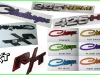 Danko Custom Emblems Gallery