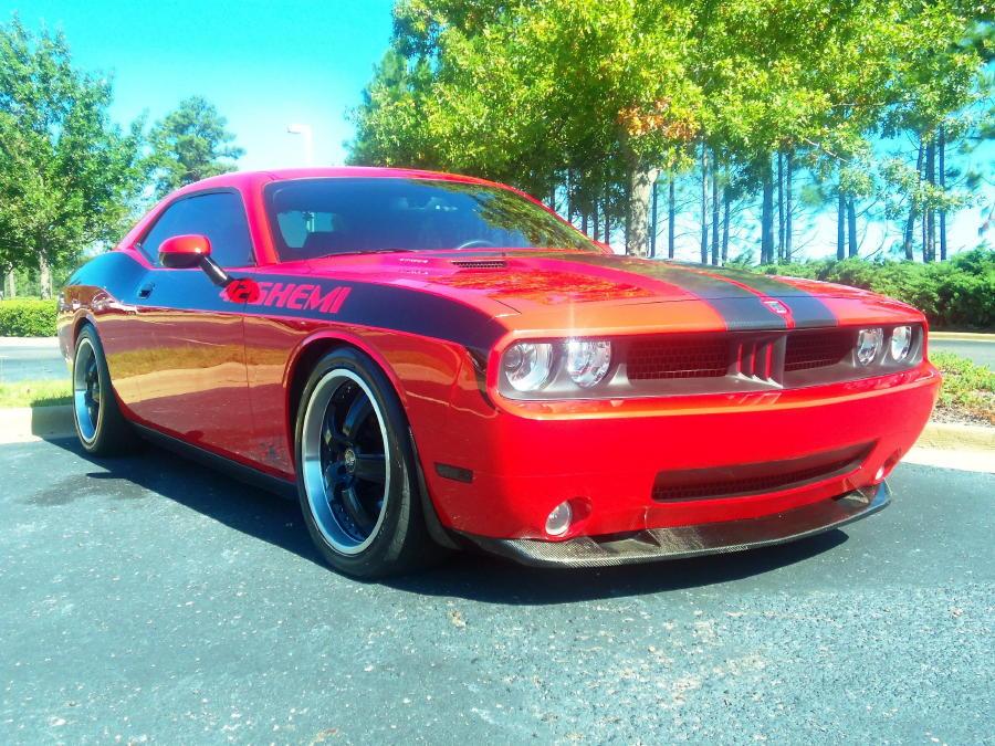 Dodge Challenger Custom Billet Danko Grille
