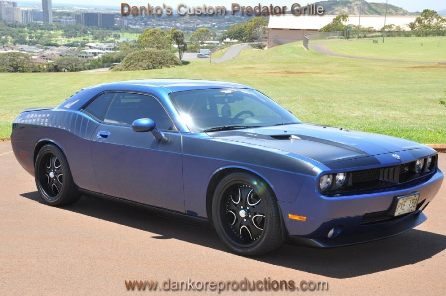 Dodge Challenger Shaker Grilles Gallery Danko Reproductions