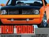 2008 Chrysler Concept Cuda 2008 Dodge Challenger Shaker Hood System R/T RT Danko Custom SRT8 SRT Cold Ram Intake