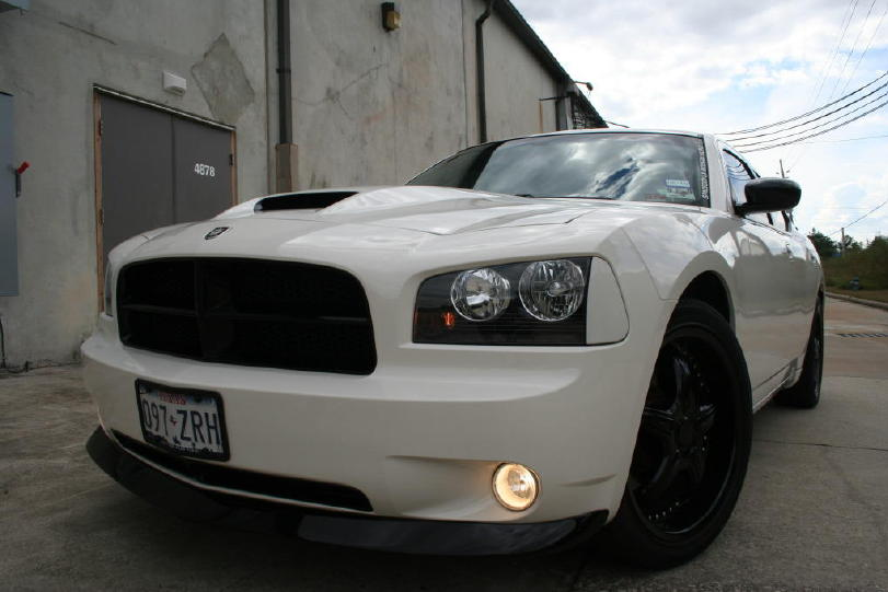 Dodge Charger Custom Front Lip Spoiler