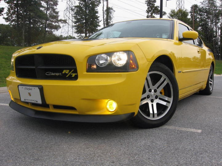 2007 srt8 charger front bumper