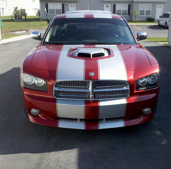 Dodge Charger Custom Front Lip Spoiler on 2006 Buick Lesabre