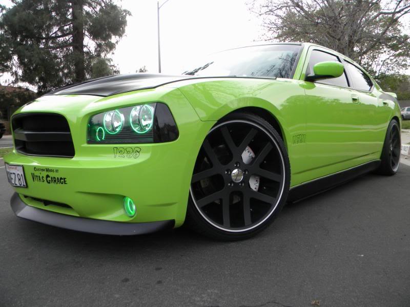 Dodge Charger Front Spoiler Custom Danko Reproductions