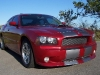 2008 Dodge Charger Front splitter Daytona Chin Spoiler Custom Lip Danko Body ground effects air dam wing Kit 7