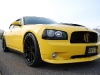 2007 Dodge Charger Front lip Spoiler Custom chin danko charger splitter ground effects Daytona air dam Body Kit 8