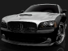 2007 Dodge Charger spoiler Daytona body kit Chin Spoiler Custom Front Lip Danko charger Body Kit air dam 17
