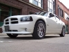 2009 Dodge Charger spoiler body kit Chin Spoiler Custom Front Lip Daytona wing Danko charger Body Kit air dam Ground effects 19