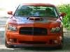 2009 Dodge Charger Custom Hood Scoop SRT8 Daytona Fiberglass SRT Shaker Cold Ram Intake Air CAI Filter System Aftermarket Body Kit 14