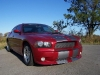 2007 Dodge Charger aftermarket hood Danko Custom SRT8 Fiberglass SRT Shaker Cold Ram Intake Air Scoop Filter System CAI Body Kit 22
