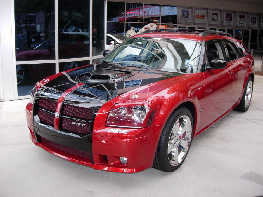 Dodge Magnum Shaker Hood System Gallery Danko Reproductions