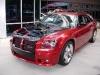 2008 Dodge Magnum aftermarket hood Danko Custom R/T SRT8 Fiberglass SRT Shaker Cold Ram Intake Air Scoop Filter System CAI Body Kit 4