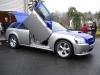 2005-2007 Dodge Magnum Custom Hood Scoop SRT8 SRT Shaker Cold Ram Intake Air CAI Filter System Aftermarket Body Kit ground effects sxt 11