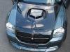 2007 Dodge Magnum Ram Air hood Danko Custom SRT8 Fiberglass SRT sxt Shaker Cold Intake Scoop Filter System dodge Magnum Body Kit 15