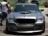 2008 Dodge Magnum aftermarket hood Danko Custom R/T SRT8 Fiberglass SRT Shaker Cold Ram Intake Air Scoop Filter System CAI Body Kit 16