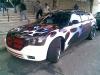 2005 Dodge Magnum Shaker Hood System R/T sxt Danko Custom SRT8 SRT Cold Ram Intake Air Scoop Filter Aftermarket Body Kit ground effects 7