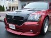 2005-2007 Dodge Magnum body kit Chin Spoiler Custom Front Lip Airfoil Danko Shaved Wing Splitter Ground effects Air Dam 11