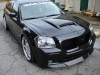 2005-2008 Dodge Magnum body kit Chin Spoiler Custom Front Lip Airfoil Danko Shaved Wing Splitter Ground effects Air Dam 19