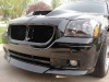 2005-2007 Dodge Magnum body kit Chin Spoiler Custom Front Lip Airfoil Danko Shaved Wing Splitter Ground effects Air Dam 21