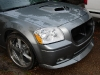 2007 Dodge Magnum body kit Chin Spoiler Custom Front Lip Airfoil Danko Shaved Wing Splitter Ground effects Air Dam 23