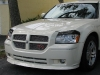 2005-2007 Dodge Magnum body kit Chin Spoiler Custom Front Lip Airfoil Danko Shaved Wing Splitter Ground effects Air Dam 1