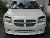 2005-2008 Dodge Magnum body kit Chin Spoiler Custom Front Lip Airfoil Danko Shaved Wing Splitter Ground effects Air Dam 4